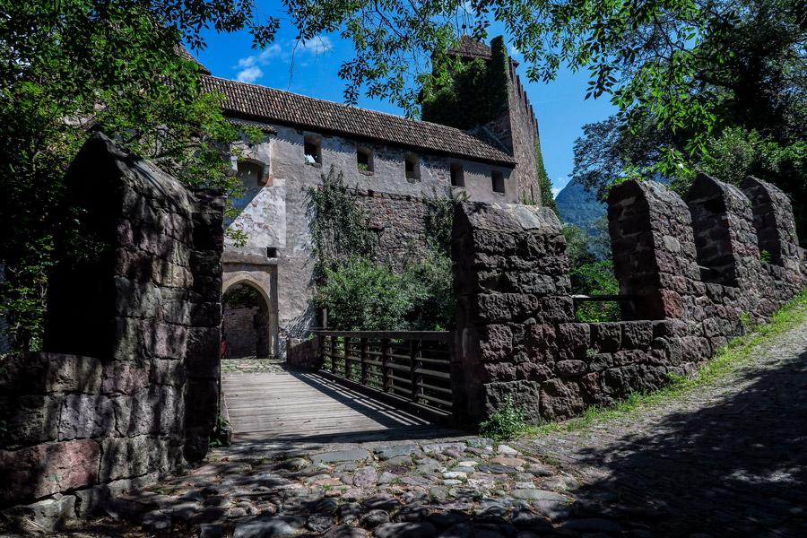 Castel Roncolo, AKA Schloss Runkelstein