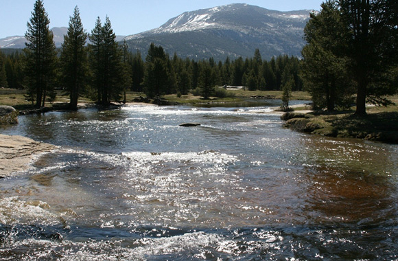 Toulumne River, Yosemite National Park